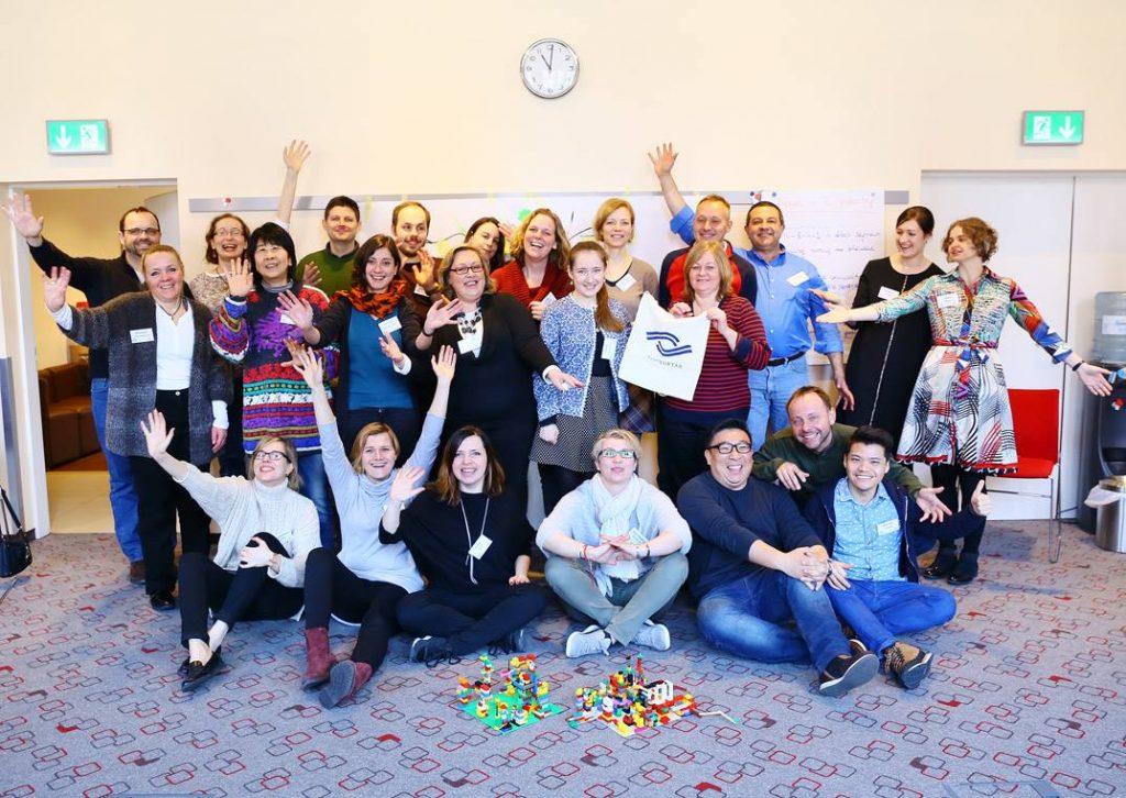 team building YoundSIETAR diverse team, Krakow