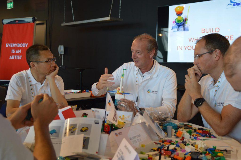 corporate workshop: exploring cultural Values, Rotterdam