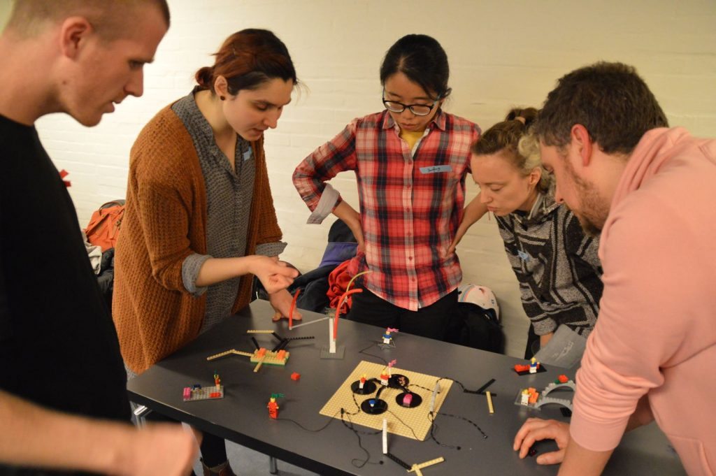 Team Challenge Shared KU Science ArtInScience, Copenhagen